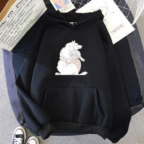 Anime To Your Eternity Fumetsu Hoodies Sweatshirts Men Fashion Pullovers Casual Pullovers Anime Women Kawaii Clothing 2 - To Your Eternity Merch