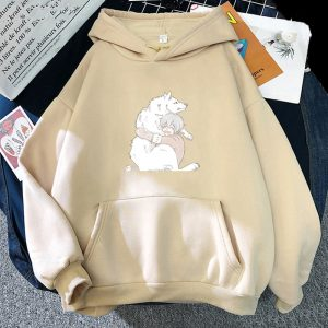 Anime To Your Eternity Fumetsu Hoodies Sweatshirts Men Fashion Pullovers Casual Pullovers Anime Women Kawaii Clothing - To Your Eternity Merch