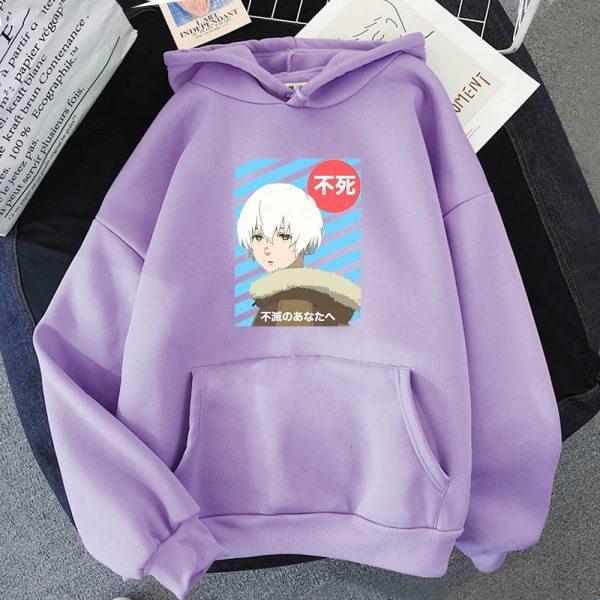 Anime To Your Eternity Hoodie Women Jackets Costumes Streetwear Women Men Fumetsu no Anata e Hoody - To Your Eternity Merch