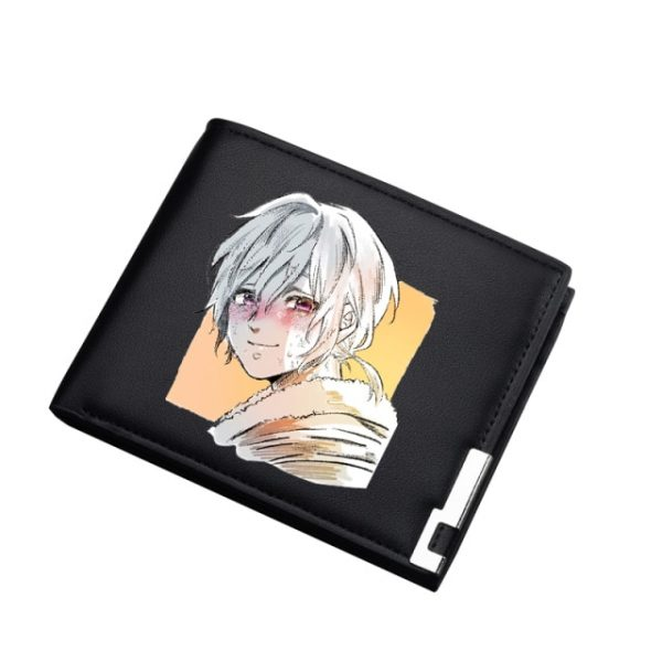 To Your Eternity Anime Long Coin Purses Cartoon ID Card Holder Students Money Bags Pu Leather 15.jpg 640x640 15 - To Your Eternity Merch