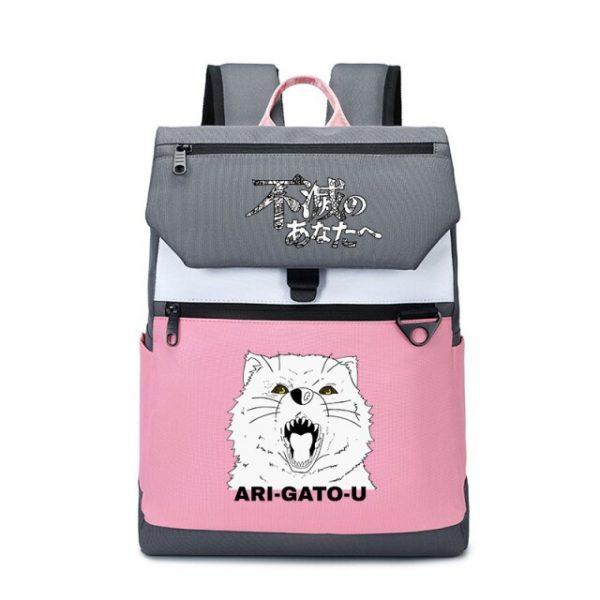 To Your Eternity Anime Travel Backpack Cartoon School Bags Large Bookbag Women Pink Laptop Bagpack Cure 9.jpg 640x640 9 - To Your Eternity Merch