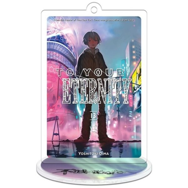 To Your Eternity Keychain Man Acryli Standing Anime Pendant Key Chain Women Key Holder Couples Keyring 6.jpg 640x640 6 - To Your Eternity Merch