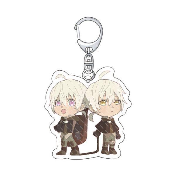 To Your Eternity Keychain Man Acrylic Anime Key Chain Women Key Holder Couples Keyring Funny Key 1.jpg 640x640 1 - To Your Eternity Merch