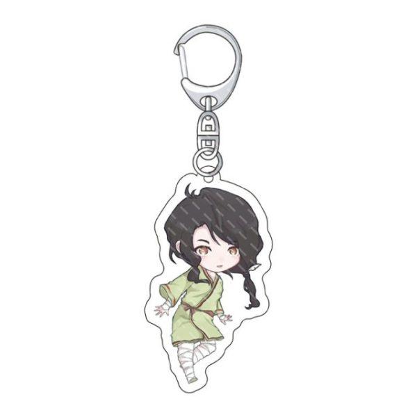 To Your Eternity Keychain Man Acrylic Anime Key Chain Women Key Holder Couples Keyring Funny Key 2.jpg 640x640 2 - To Your Eternity Merch