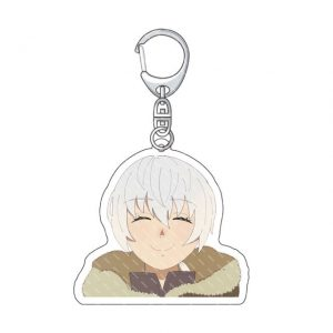 To Your Eternity Keychain Man Acrylic Anime Key Chain Women Key Holder Couples Keyring Funny Key 5.jpg 640x640 5 - To Your Eternity Merch