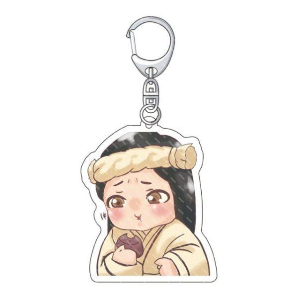 To Your Eternity Keychain Man Acrylic Anime Key Chain Women Key Holder Couples Keyring Funny Key 6.jpg 640x640 6 - To Your Eternity Merch