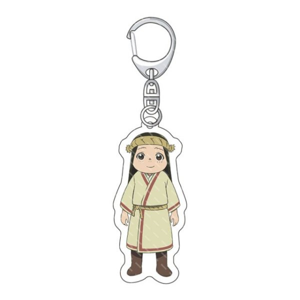 To Your Eternity Keychain Man Acrylic Anime Key Chain Women Key Holder Couples Keyring Funny Key 9.jpg 640x640 9 - To Your Eternity Merch