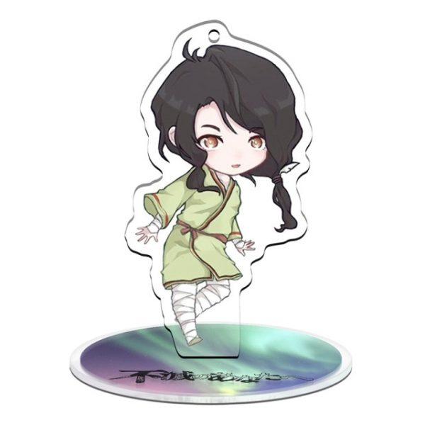 To Your Eternity Keychain Man Anime Key Chain Women Acrylic Standing Keyring Cute Cartoon Model Key 1.jpg 640x640 1 - To Your Eternity Merch