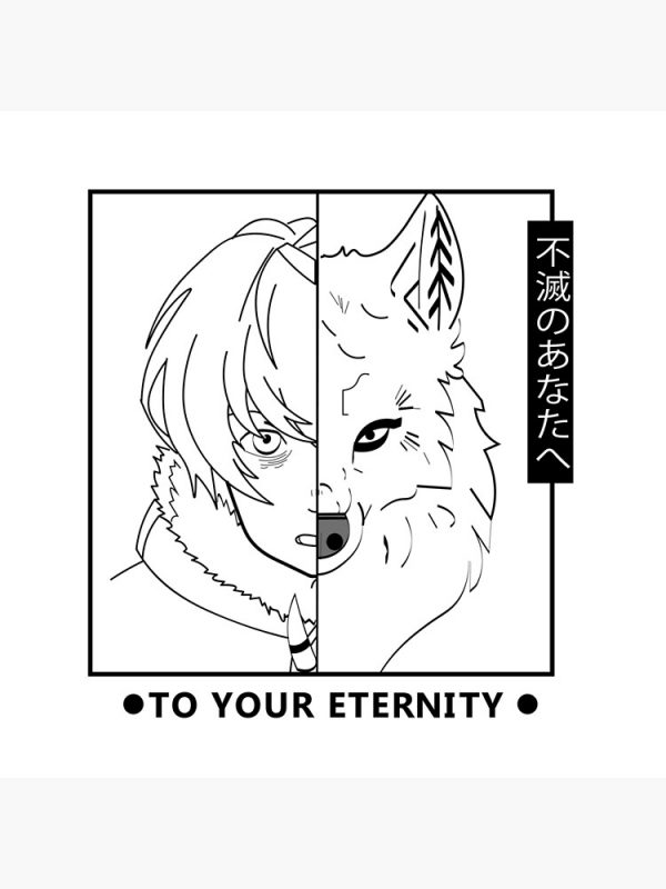 artwork Offical To Your Eternity Merch