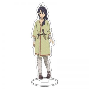 Hot Anime Fumetsu No Anata e To Your Eternity Fushi March Parona Acrylic Stand Figure Model Plate Display Decor Cosplay Gift Toy