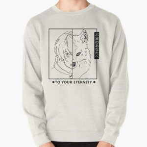 Fushi and joan|To your eternity Pullover Sweatshirt RB01505 product Offical To Your Eternity Merch