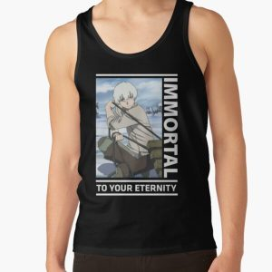 To your eternity Tank Top RB01505 product Offical To Your Eternity Merch