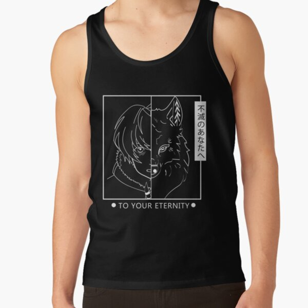 Fushi and joan|To your eternity Tank Top RB01505 product Offical To Your Eternity Merch