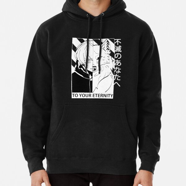 Fushi and joan To your eternity Pullover Hoodie RB01505 product Offical To Your Eternity Merch