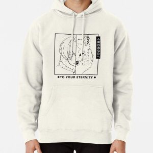 Fushi and joan|To your eternity Pullover Hoodie RB01505 product Offical To Your Eternity Merch