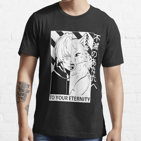 Fushi and joan To your eternity Essential T-Shirt RB01405 product Offical To Your Eternity Merch