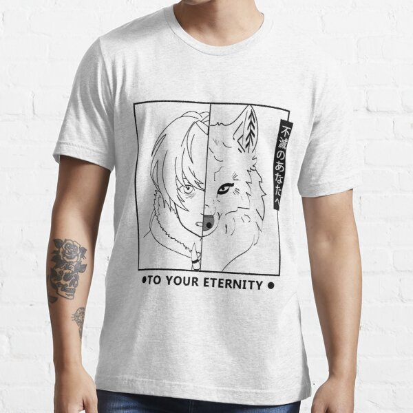Fushi and joan|To your eternity Essential T-Shirt RB01405 product Offical To Your Eternity Merch