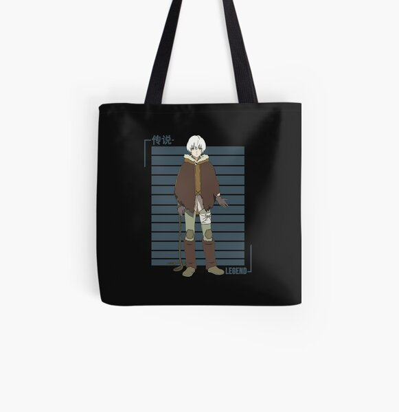 Copy of To Your Eternity || Fushi All Over Print Tote Bag RB1505 product Offical To Your Eternity Merch
