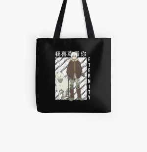 To Your Eternity || Fushi And Joaan All Over Print Tote Bag RB1505 product Offical To Your Eternity Merch