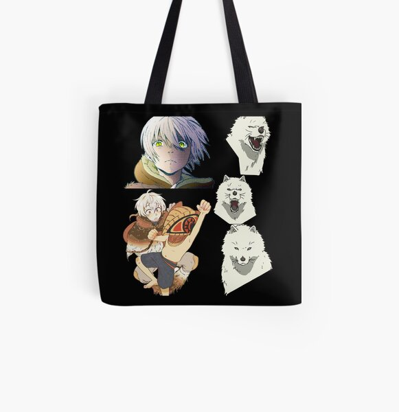 To Your Eternity 5in1 All Over Print Tote Bag RB1505 product Offical To Your Eternity Merch