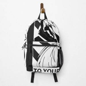 Fushi and joan To your eternity Backpack RB1505 product Offical To Your Eternity Merch