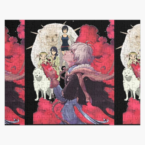 To your eternity and beyond  Jigsaw Puzzle RB1505 product Offical To Your Eternity Merch