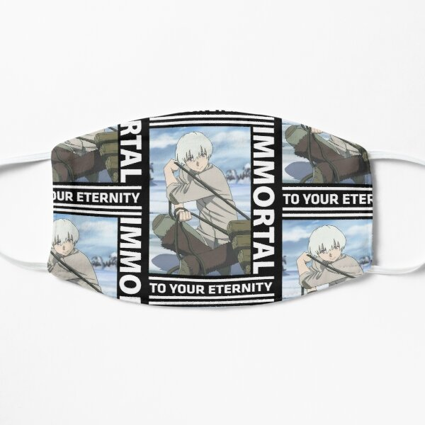 To your eternity Flat Mask RB1505 product Offical To Your Eternity Merch